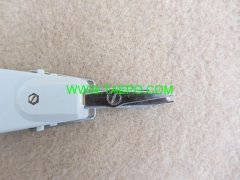 LSA hook 90 degree angled insertion tool with sensor blade