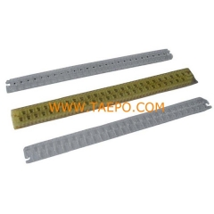25 pairs grease filled straight splicing module