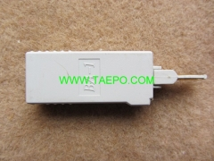 1 pair MDF protector against over-voltage over-current protection