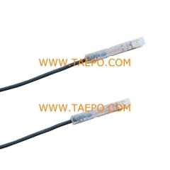 1 pair CAT5E 110-110 patch cord