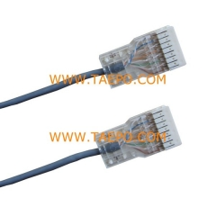 4 pair CAT5E 110-110 patch cord