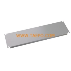 4U blank panel colding rolling steel with powder coating