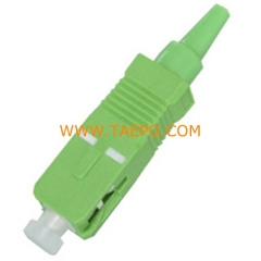 singlemode SC/APC 0.9mm Fiber optic connector