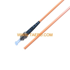 multimode simplex ST/UPC 3mm 2mm 0.9mm Fiber optic pigtail