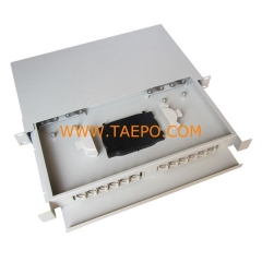 Rack mounted ODF