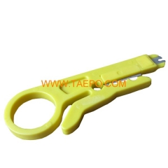 LAN cable stripper