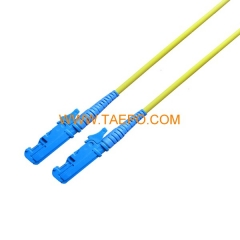 singlemode E2000/UPC 3mm 2mm Fiber optic patch cord