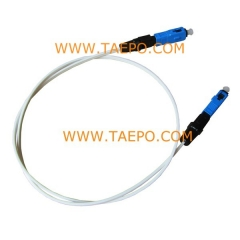 simplex singlemode bow-type SC/UPC Fiber optic patch cord