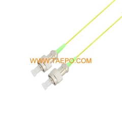 Fiber optic patch cord singlemode 9/125um OS1 simplex FC/APC-FC/APC 0.9/2/3mm  1m