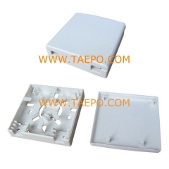 Fiber optic surface box