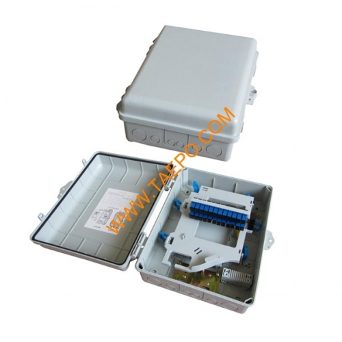 Fiber opitc distribution box